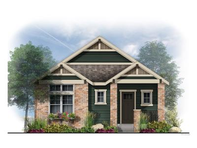 Aurora Single Family Home Active: 10370 East 26th Avenue