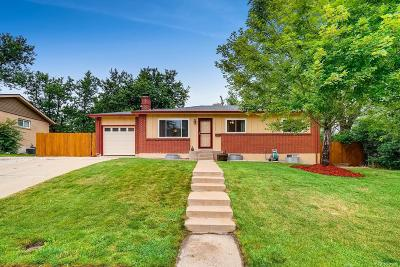 Lakewood Single Family Home Active: 12123 West Exposition Drive