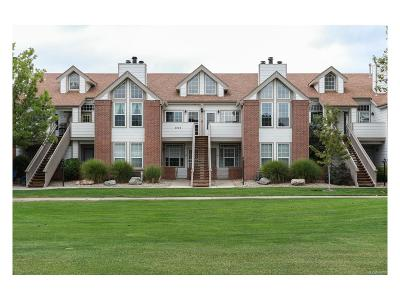 Littleton Condo/Townhouse Under Contract: 3026 West Prentice Avenue #G