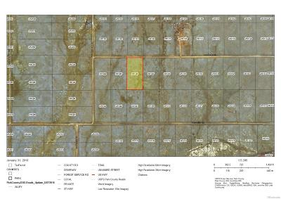 Hartsel Residential Lots & Land Active: 1186 Hinsdale Road