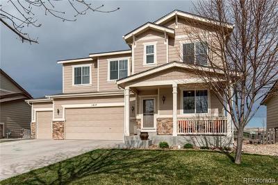 Greeley Single Family Home Active: 1417 102nd Avenue