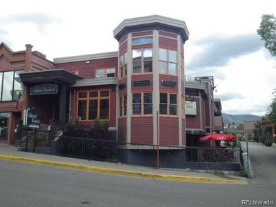Steamboat Springs Rental Active: 56 7th Street