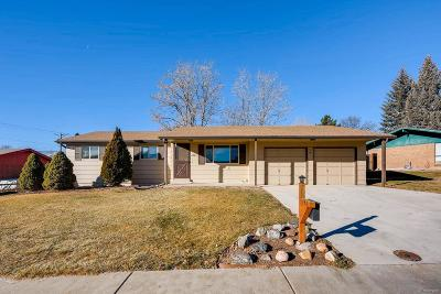Arvada Single Family Home Under Contract: 7625 Reed Street