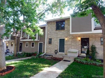 Lakewood Condo/Townhouse Active: 8775 West Cornell Avenue #5