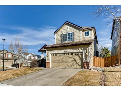 Highlands Ranch Single Family Home Under Contract: 10284 Hunterwood Way