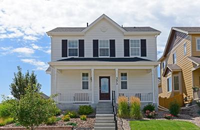 Castle Rock Single Family Home Active: 3672 Champagne Avenue
