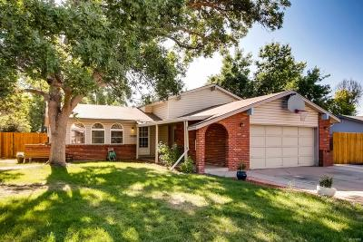 Arvada Single Family Home Active: 8432 Gray Court