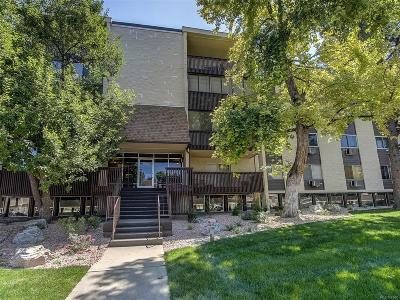 Denver Condo/Townhouse Active: 7020 East Girard Avenue #205