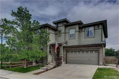 Highlands Ranch Single Family Home Active: 10559 Jewelberry Trail