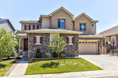 Highlands Ranch Single Family Home Under Contract: 10862 Glengate Circle