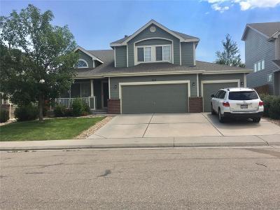 Dacono Single Family Home Active: 310 Garfield Street