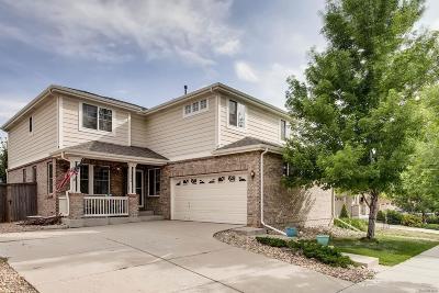 Aurora Single Family Home Active: 20492 East Duke Drive