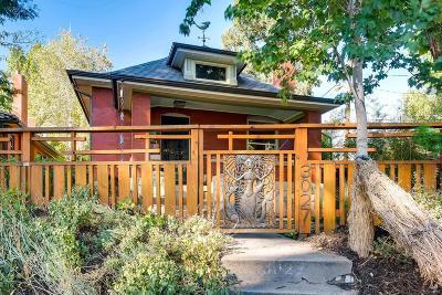 Denver CO Single Family Home Active: $529,900