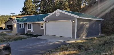 Evergreen Single Family Home Under Contract: 29678 Aspen Lane