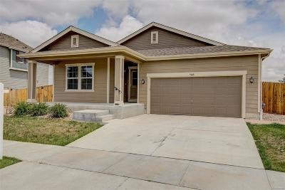 Commerce City Single Family Home Active: 9848 Olathe Street