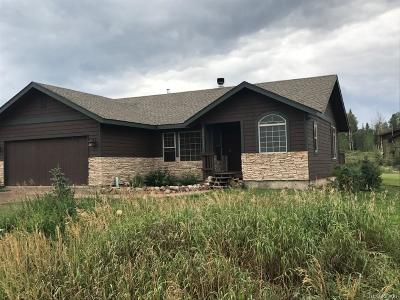 Routt County Single Family Home Active: 22571 Cheyenne Trail
