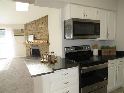 Denver Condo/Townhouse Active: 10150 East Virginia Avenue #20-201