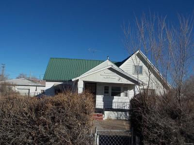 Saguache County Single Family Home Under Contract
