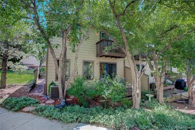 Centennial Condo/Townhouse Under Contract: 7159 East Dry Creek Circle
