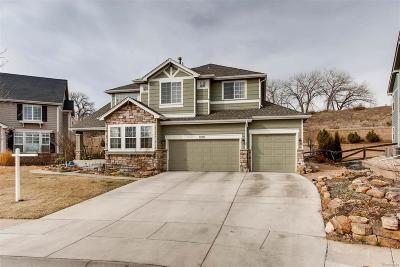 Arvada Single Family Home Under Contract: 12815 West 77th Drive