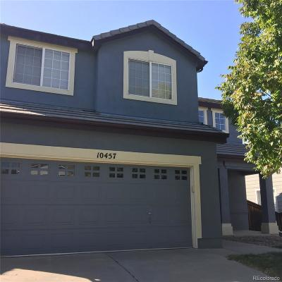 Highlands Ranch Single Family Home Active: 10457 Tracewood Circle