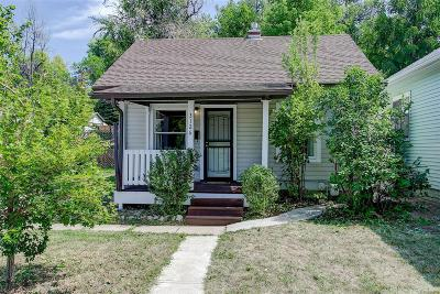 Englewood Single Family Home Active: 3126 South Lincoln Street