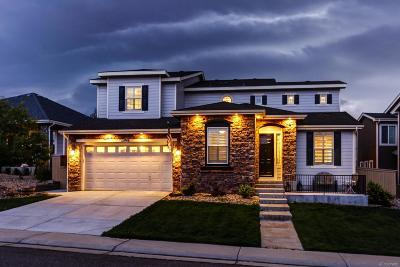 Highlands Ranch Single Family Home Under Contract: 10946 Glengate Circle