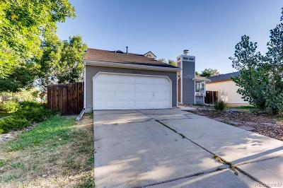 Centennial Single Family Home Under Contract: 19865 East Wagontrail Drive
