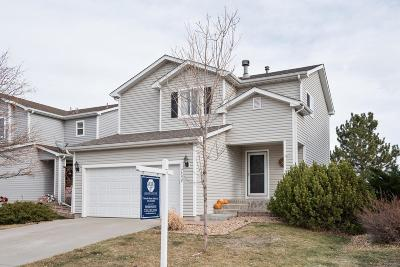 Littleton Single Family Home Under Contract: 7592 Brown Bear Court