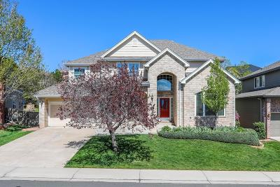 Highlands Ranch Single Family Home Under Contract: 9918 Clyde Place