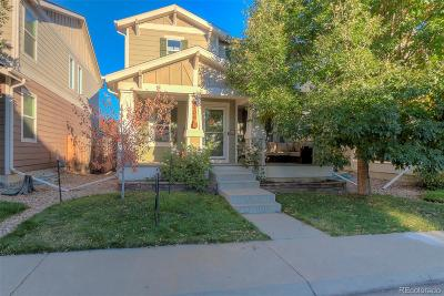 Littleton Single Family Home Under Contract: 4406 South Independence Street