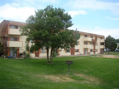 Thornton Condo/Townhouse Under Contract: 10211 Ura Lane #3-303