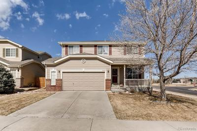 Parker Single Family Home Under Contract: 6545 Frank Gardner Way