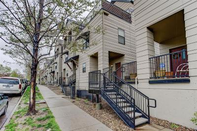 Condo/Townhouse Under Contract: 3038 Umatilla Street #A