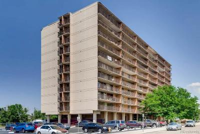 Denver CO Condo/Townhouse Active: $249,900