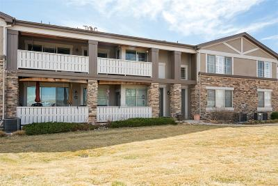Parker Condo/Townhouse Under Contract: 9301 Las Ramblas Court #C