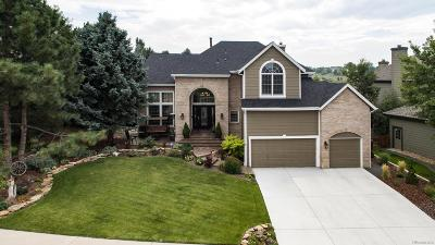 Highlands Ranch CO Single Family Home Under Contract: $700,000