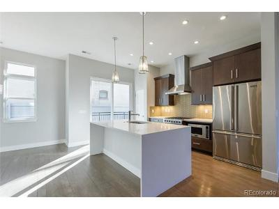 City Park, City Park North, City Park South, City Park West Condo/Townhouse Active: 3100 East 17th Avenue
