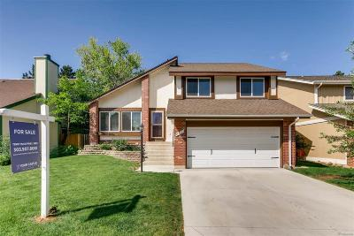 Castle Rock, Conifer, Cherry Hills Village, Greenwood Village, Englewood, Lakewood, Denver Single Family Home Active: 6403 South Florence Way