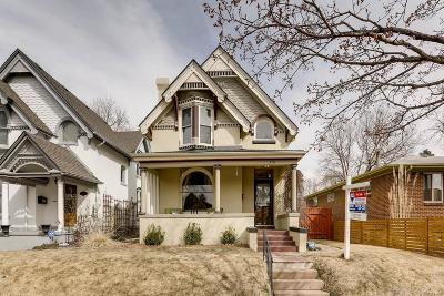 Single Family Home Under Contract: 570 South Grant Street