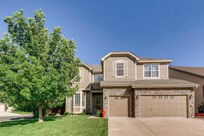 Parker Single Family Home Under Contract: 11602 Maize Court