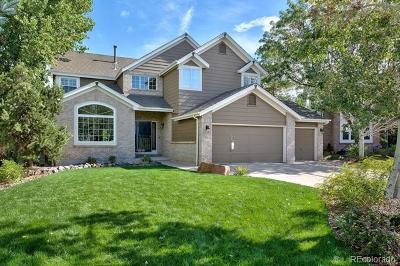 Lone Tree Single Family Home Under Contract: 8175 Lone Oak Court