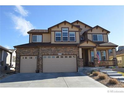 Arvada CO Single Family Home Sold: $584,000