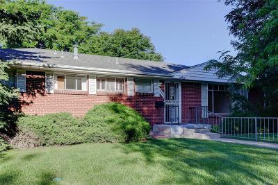 Centennial Single Family Home Active: 6841 South Albion Street