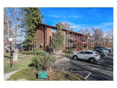 Lakewood Condo/Townhouse Under Contract: 1370 Estes Street #105