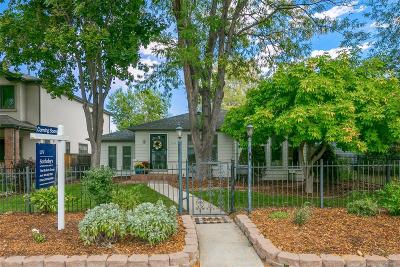 Denver Single Family Home Active: 2684 South Adams Street