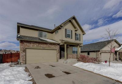Terrain Single Family Home Under Contract: 3709 Amber Sun Circle