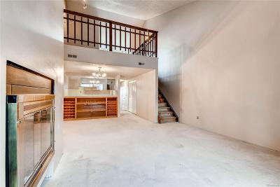 Denver Condo/Townhouse Active: 6660 East Mississippi Avenue #8