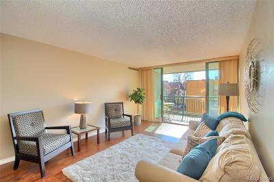 Cap Hill/Uptown, Capital Hill, Capitol Hill Condo/Townhouse Active: 550 East 12th Avenue #305