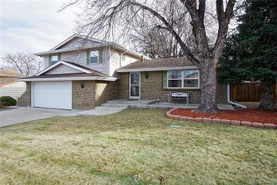 Arvada Single Family Home Active: 7248 Upham Street